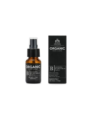 refreshing beard serum