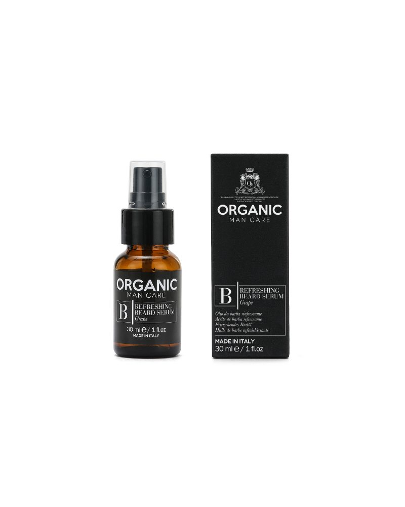 soothing beard serum